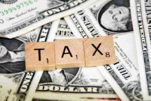 オンラインカジノと税金